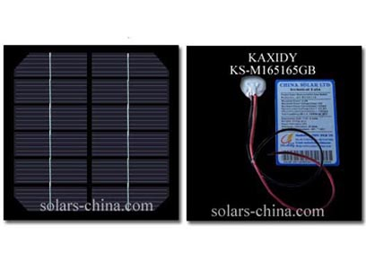 3.5W solar cell panels